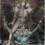 Romanticist vision of revolution by William Blake