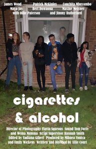Film poster for KTV's Cigarettes and Alcohol (2019)