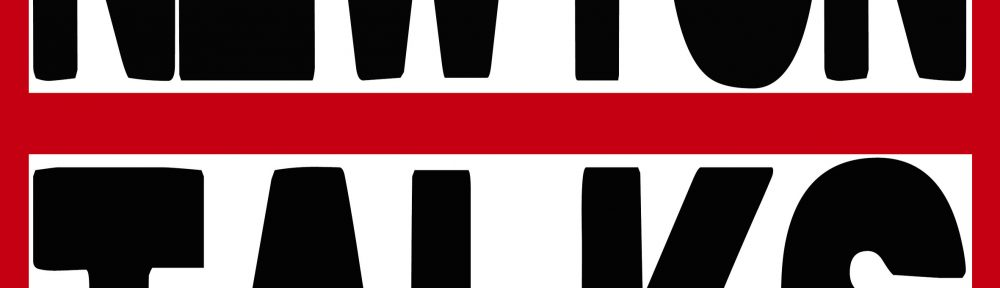Logo for Newton Talks podcast