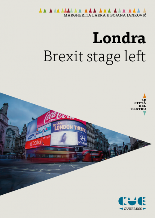 Cover of Londra: Brexit Stage Left
