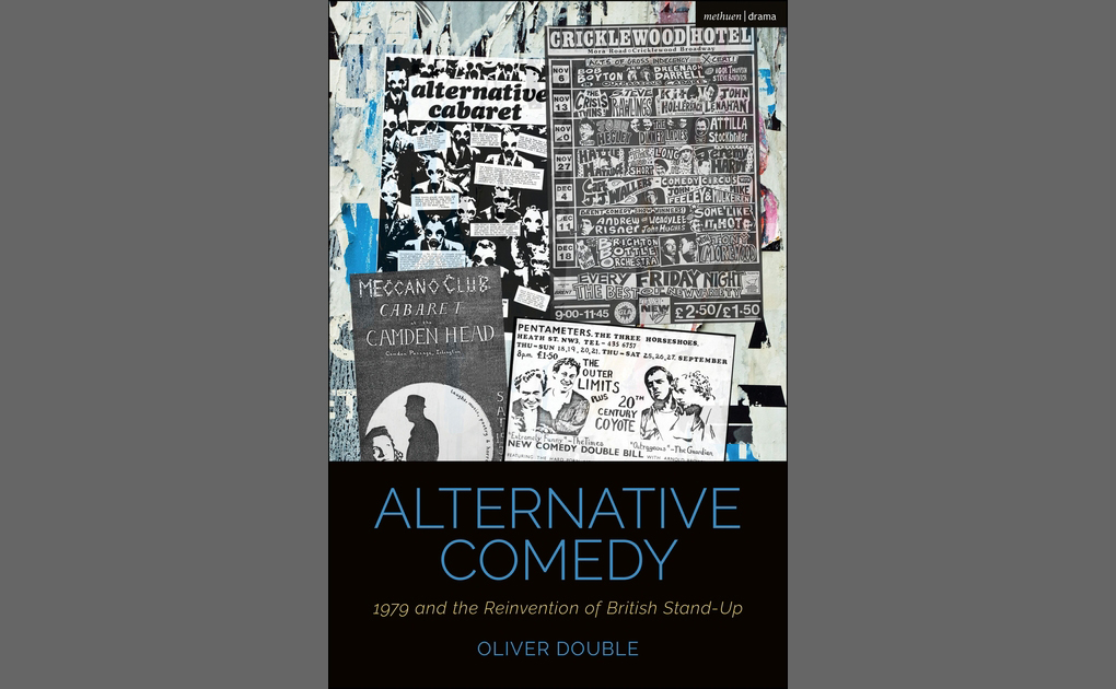 Cover of 'Alternative Comedy' by Olly Double