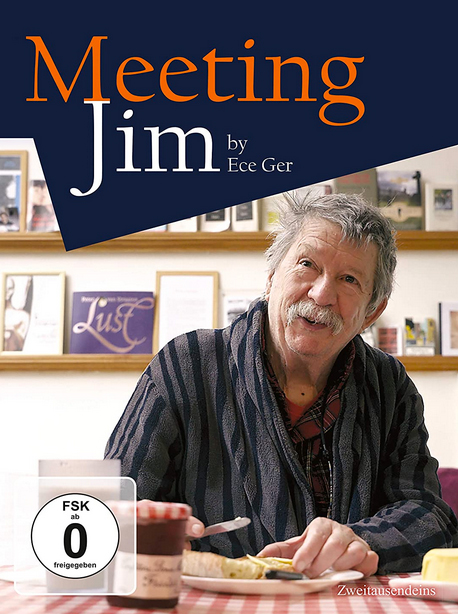 DVD cover of the documentary Meeting Jim