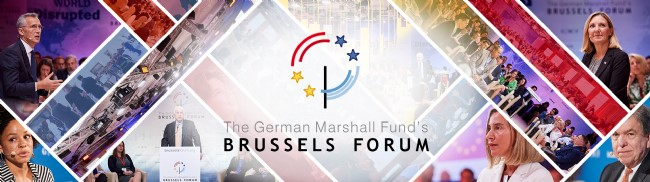 Volunteering for the Brussels Forum 2020