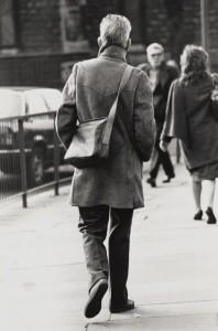 Samuel Beckett by John Minihan, 1984