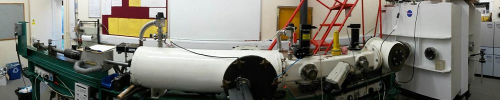Space Sciences with a Big Gun!