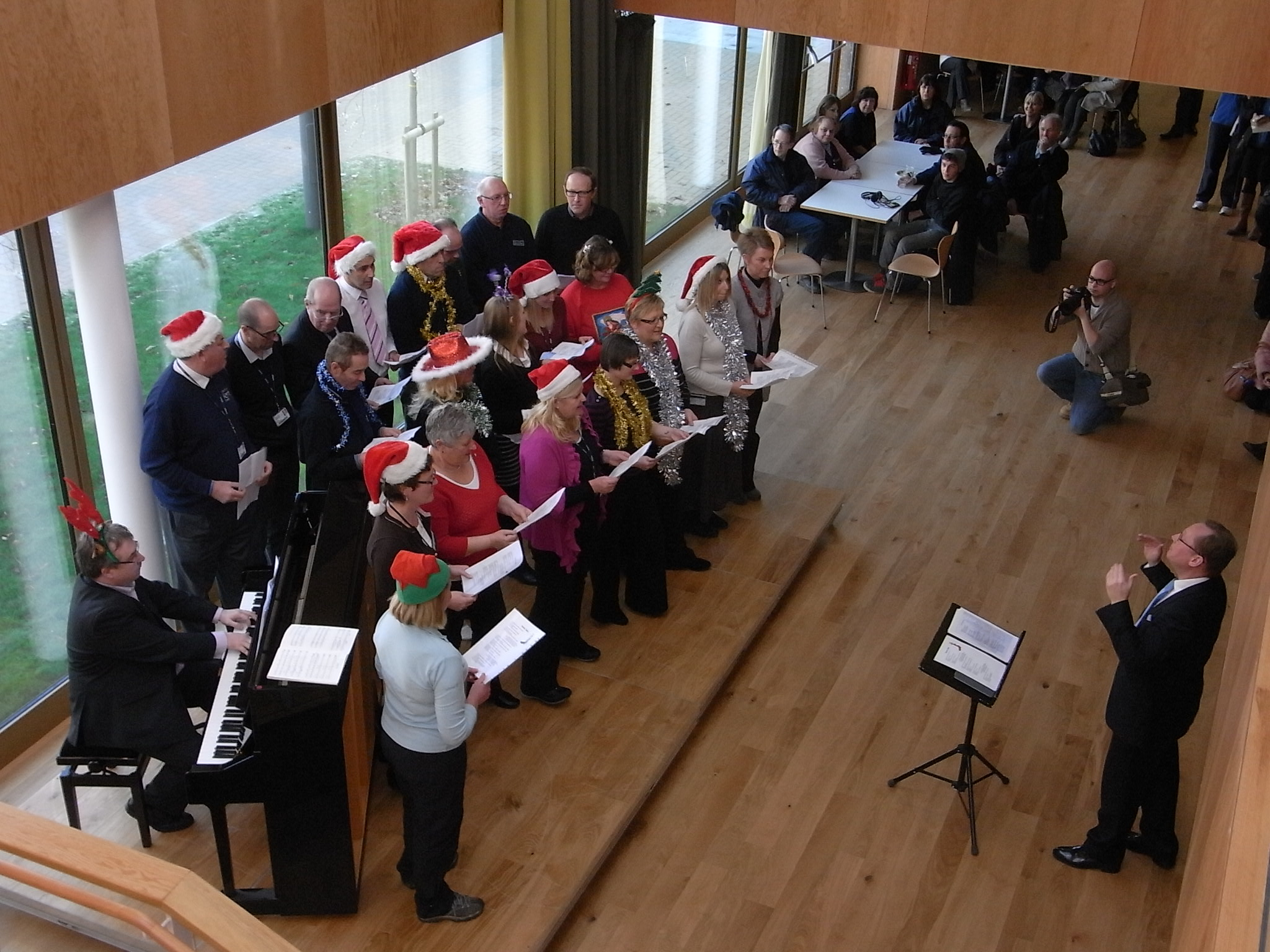 In concert: the Estates Choir