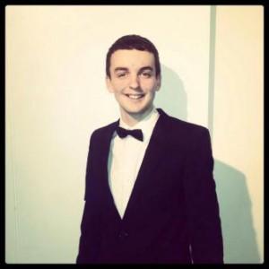 Fine conduct: Matt Bamford