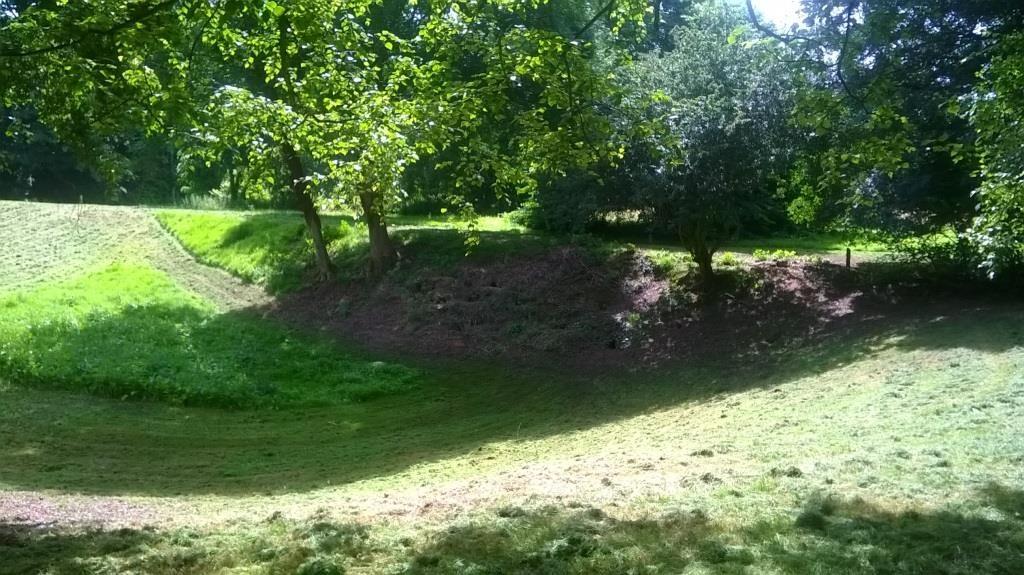 Bomb crater Canterbury - Copy