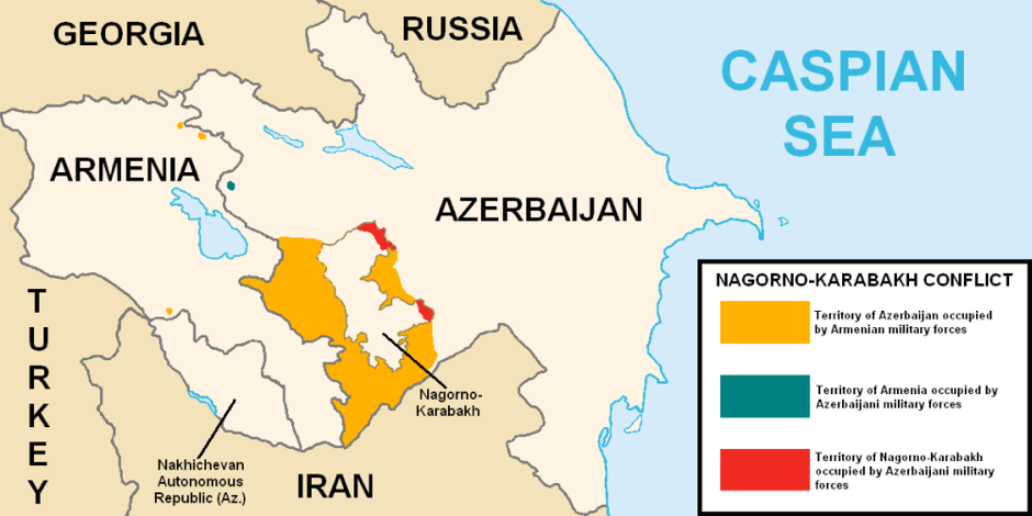 Mapping the Nagorno-Karabakh Conflict – Conflict ysis ... on