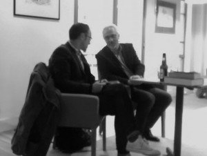 Alex Preston & Alan Hollinghurst