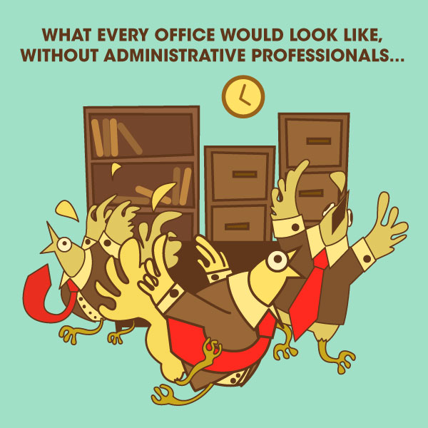 on being an administrative professional