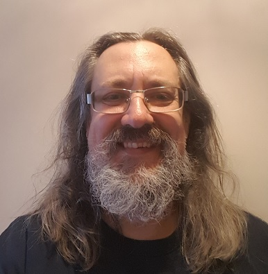 Image of Andy Prue, HSS Liaison Librarian