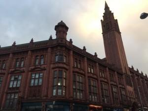 Birmingham Central Hall