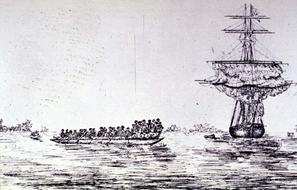 Paquito de Cabo Verde Portuguese Slave Brig