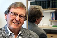 Anthony Turner - winner of Vernadsky Gold Medal