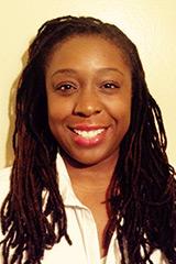 Kent alumna, Melissa Martinez