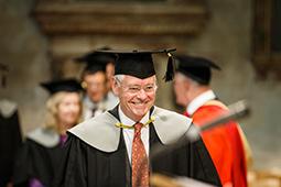 Golden graduate