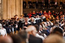 Golden graduates