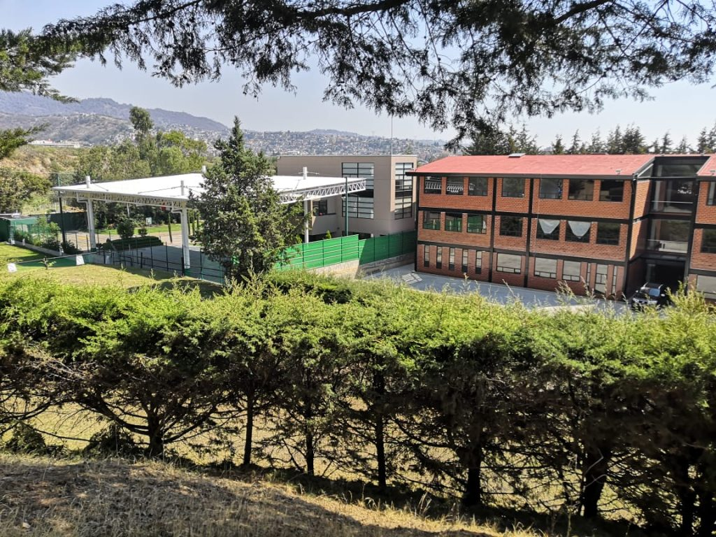 School buildings, The Wingate School