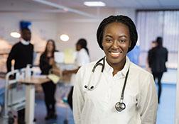 A medical school student