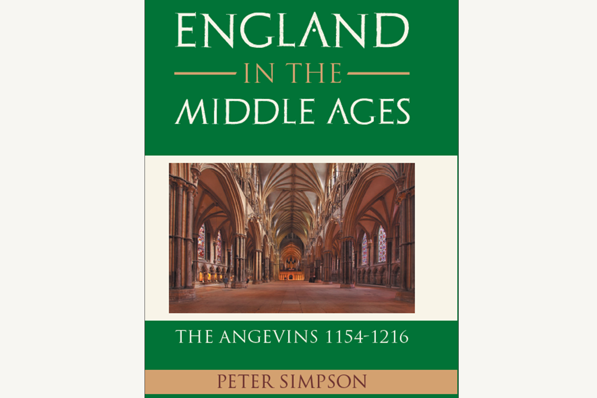 England in the Middle Ages - Peter Simpson