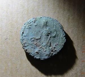 Victorinus coin reverse