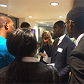 Alumni networking evening
