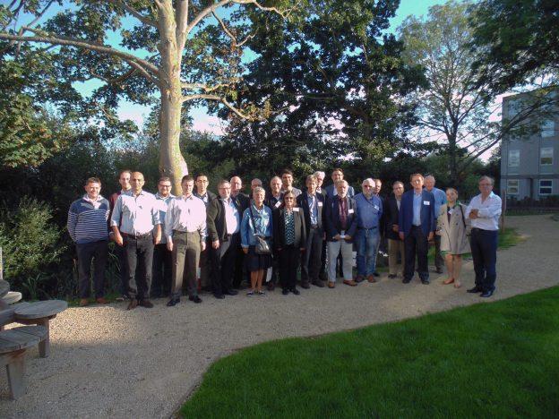 Econometrics Conference participants
