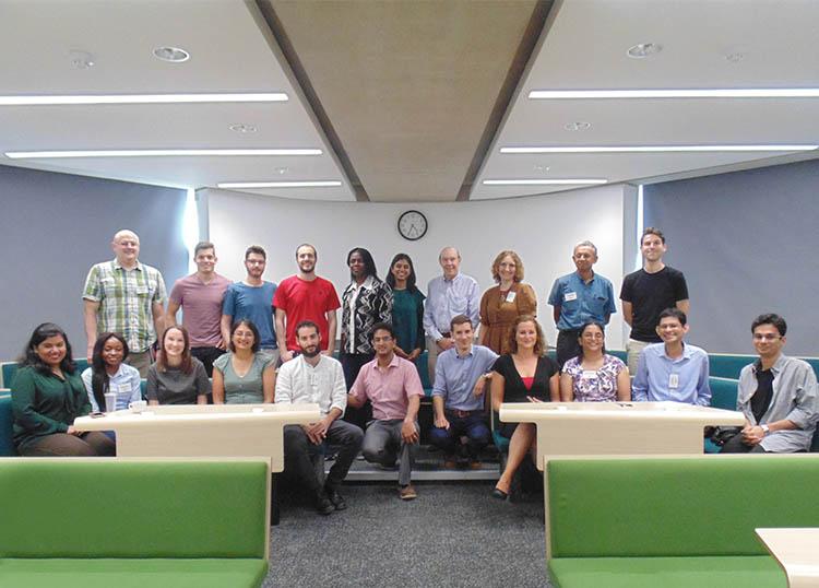 Development Workshop partcipants