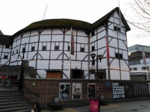 The Globe Theatre, Southbank, credits to photographer: charlotte marsh