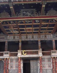 The Globe Theatre, credits to photographer: martha kiyan