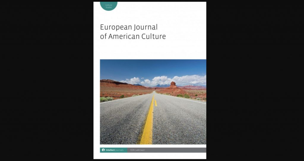 European Journal of American Culture