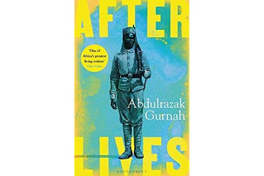 Afterlives by Abdulrazak Gurnah