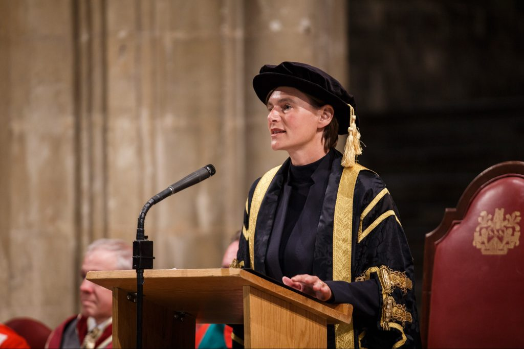 Professor Karen Cox - Canterbury Congregations