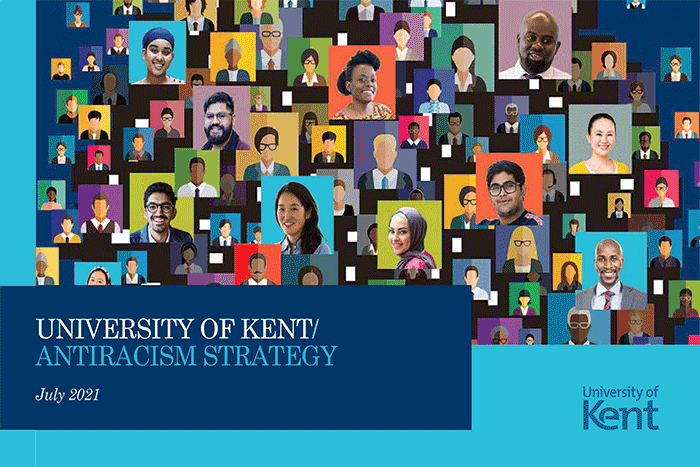 anti racism strategy front cover