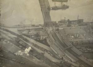 Aerial shot of Harbour (2)