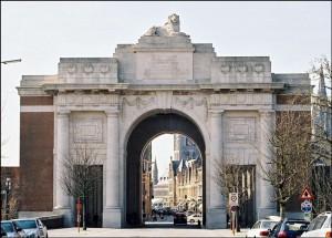 The Menin Gate, Ypres