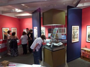 The Lest We Forget Exhibition, Portsmouth Museum
