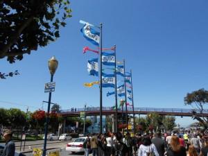 Pier 39, in San Fransisco