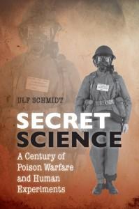 Ulf Schmidt Secret Science Cover