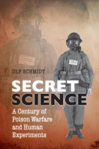 Ulf Schmidt Secret Science Cover