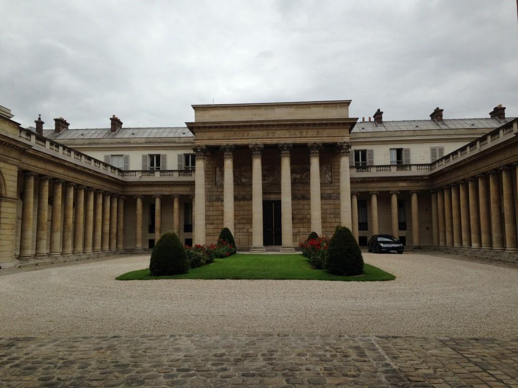 Le musée de la Légion d'honneur et des ordres de chevalerie