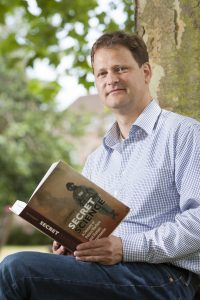 Professor Schmidt recently released his book 'Secret Science', which focuses on the experiments conducted at Porton Down