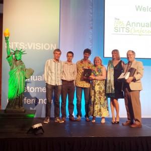 Admission system award
