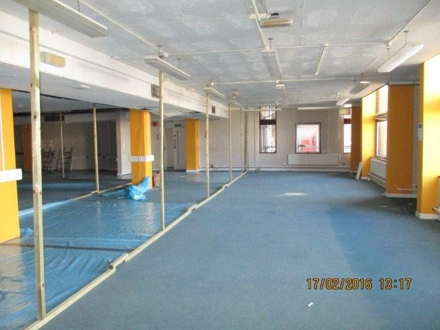 Commencement of Enclosures Ground Floor East