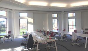 Senate Postgraduate Study Hub, Canterbury Campus