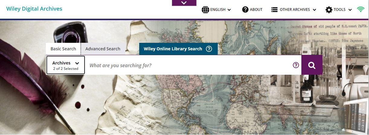 Screenshot with search bar
