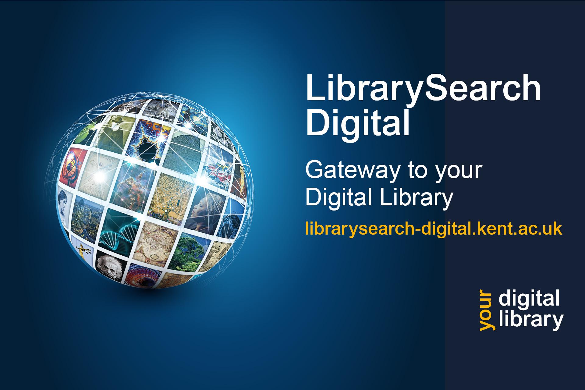 LibrarySearch Digital - your digital library