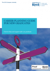 Career planning guide new graduates