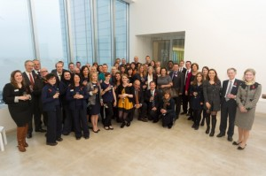Turner contemporary group photo